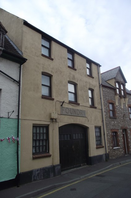 The Old Foundry, Swain Street