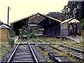 SX4874 : Tavistock South station by Richard Green