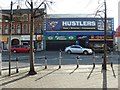 H3497 : Hustlers Snooker Hall, Strabane by Kenneth  Allen
