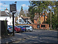 SU9469 : The Thatched Tavern, Cheapside by Alan Hunt