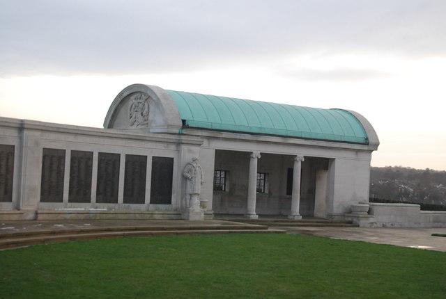 Pavilion, Chatham Naval Memorial