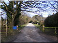 TM4770 : High Street & footpath to Dunwich Cliffs by Adrian Cable