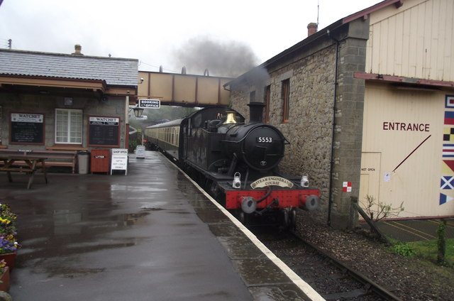 Non-stop Steam Engineman's Special