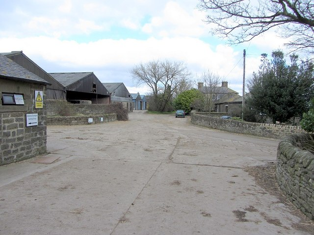 Nafferton Farm