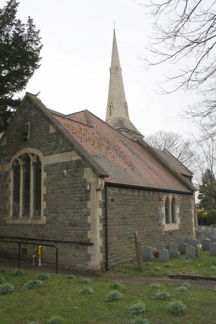 St Mary's Church, Manor Road