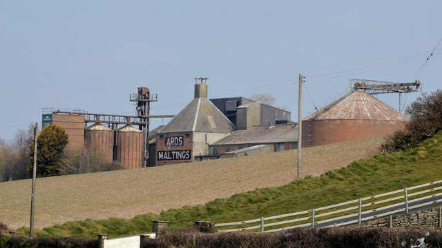 The former Ards Maltings, Newtownards (2013-3)