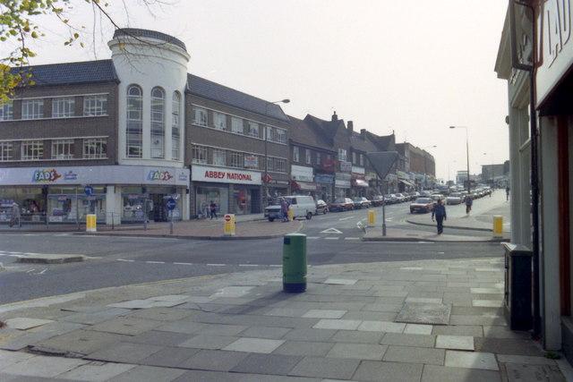 Rayners Lane shops