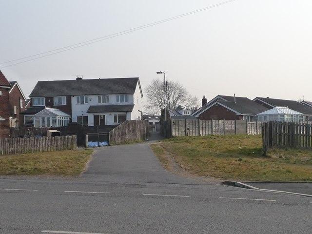 Houses on Hertford Drive