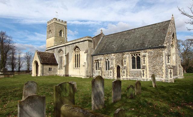 St John, Little Wilbraham