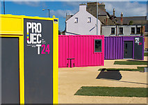 J5081 : 'Project 24', Bangor by Rossographer