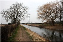 SK7283 : Chesterfield Canal by Graham Hogg