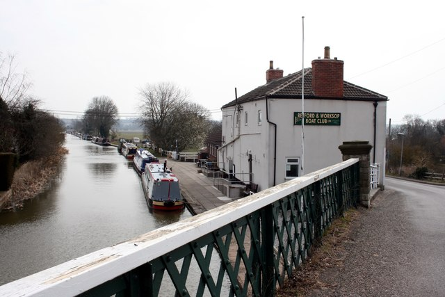 The Chesterfield Canal