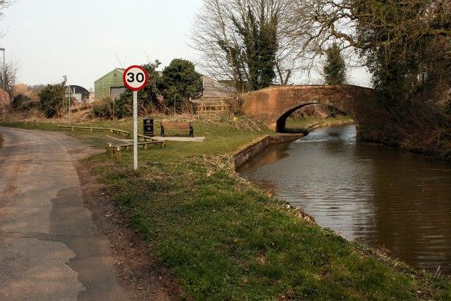 Wiseton Top Bridge