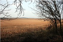 SK7091 : Large field beside the Chesterfield Canal by Graham Hogg