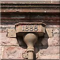 NS3880 : Masonic Temple: detail by Lairich Rig