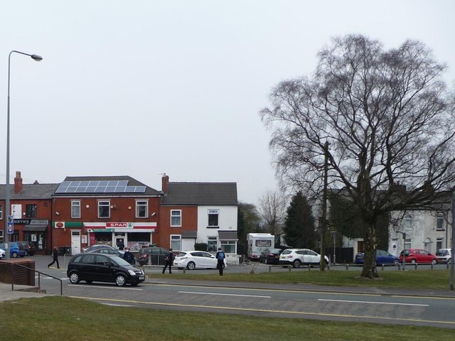Aspull Spar and post office