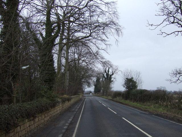 B1337 heading east