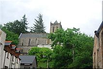 NN1073 : MacIntosh Memorial Church by N Chadwick