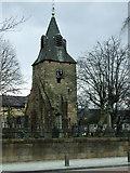 NS6161 : Rutherglen Old Parish Church by Thomas Nugent