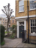 TQ3282 : Wesley's House, City Road, London, EC1 by David Hallam-Jones