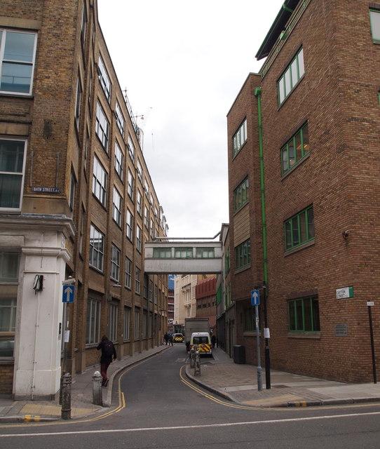 Cayton Street, London, EC1