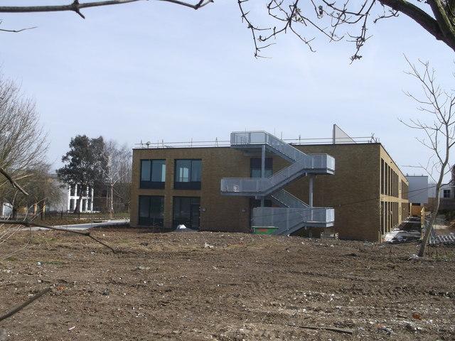 The new Brompton Academy building