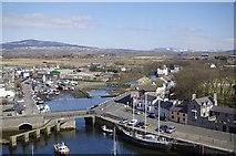 SC2667 : Castletown Harbour by Glyn Baker
