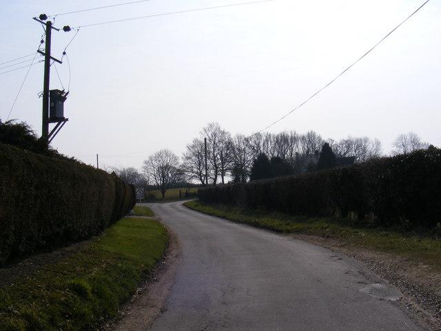 Burdock Lane, Barford