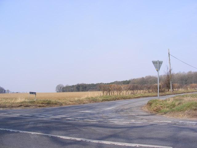 Spur Road, Carleton Forehoe