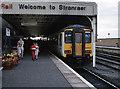 NX0661 : Stranraer Station - 1989 by The Carlisle Kid