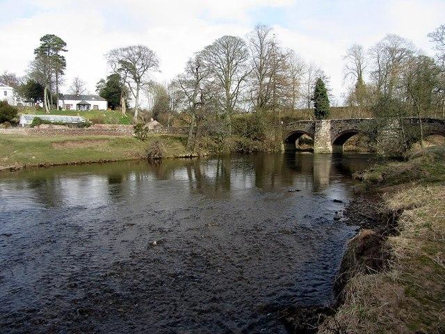 Old Warcop Bridge