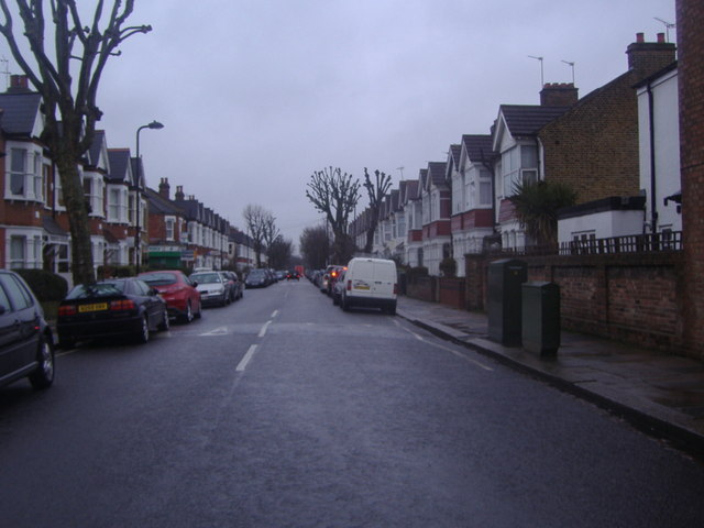 Elthorne Avenue, Hanwell