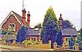 SP8083 : Former Desborough & Rothwell station by Ben Brooksbank