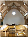 ST5545 : East practice room, Friends' Building by Virginia Knight