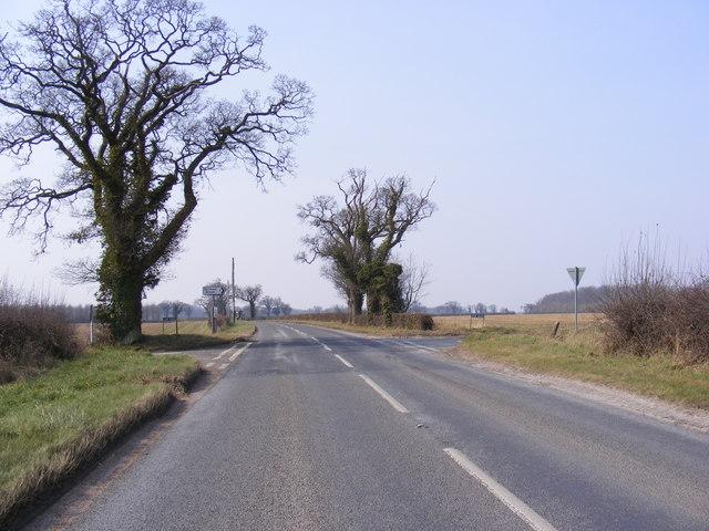 B1108 Watton Road