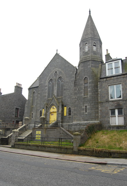 Former Torry Church, Victoria Road, Torry