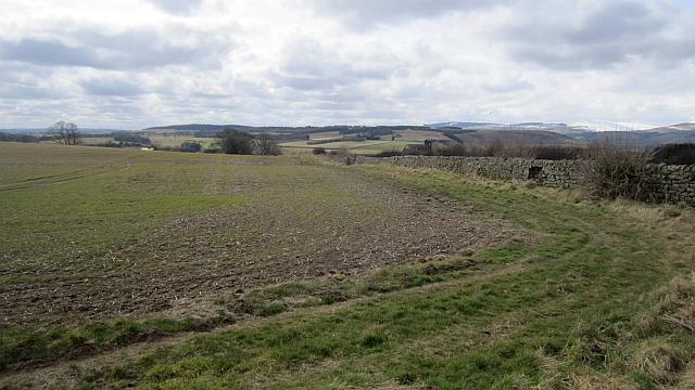 Arable land, Horton