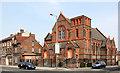 SJ3692 : Former Presbyterian Church, Oakfield Road by Alan Murray-Rust