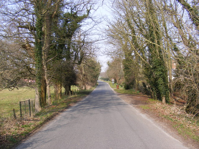 Barnham Broom Road, Carleton Forehoe