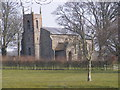 TG0805 : St.Mary's Church, Carleton Forehoe by Adrian Cable