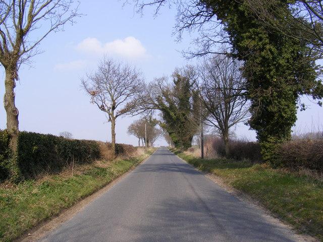 Barnham Broom Road, Carleton Forehoe