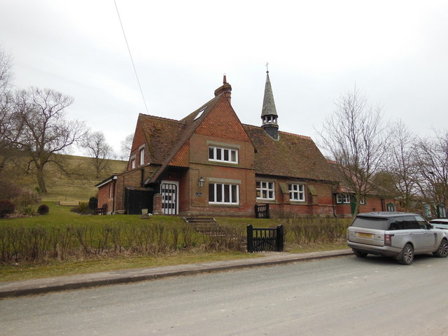 The village hall, Thixendale
