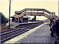 SX5267 : Yelverton station - looking south by Richard Green