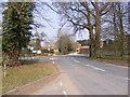 TG0704 : B1135 Wymondham Road by Adrian Cable