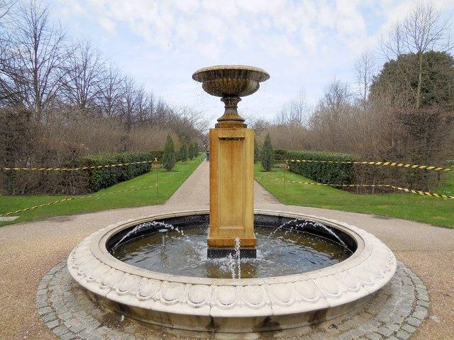 Water Feature, Regent's Park