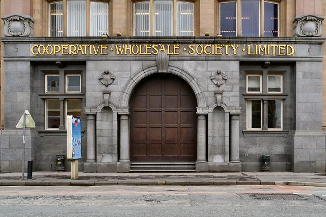 Co-Operative Wholesale Society Limited, Corporation Street.