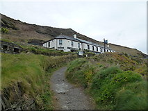 SX0486 : Path to the Port William Inn by SMJ