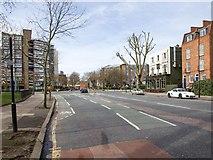 TQ3179 : Lambeth Road by David P Howard