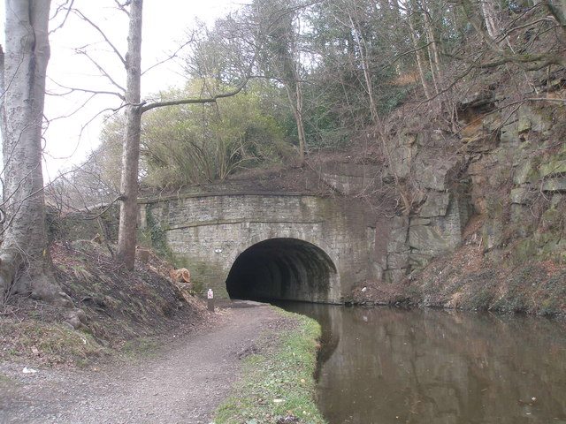 Sowerby Long Bridge on the Rochdale Canal