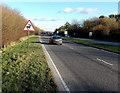 SU1183 : Beware of deer, Swindon by Jaggery
